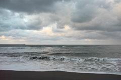 新潟県 日本海の空