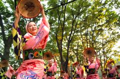 東北六魂祭 山形花笠祭
