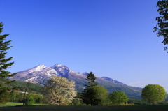 妙高山朝景