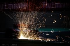 Sparks!!