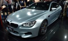 BMW Mブース