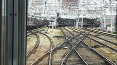 宝塚発嵐山行き直通特急 「とげつ」 十三駅折り返し