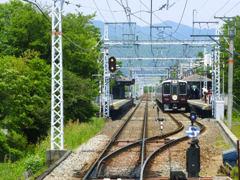 阪急嵐山線 松尾大社駅