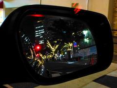 Night town reflex