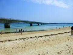 古宇利島の浜辺