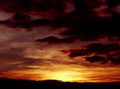 日が暮れて 熱帯夜の幕開け