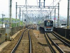 大阪地下鉄 @阪急京都線