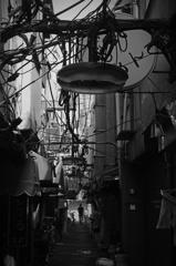 Tokyo alley