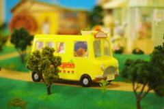 シルバニアのバス