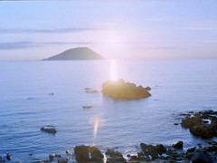 志賀島にて
