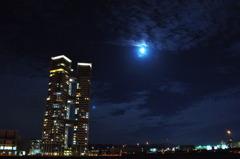 千早のトリプルタワー