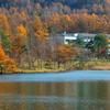 晩秋の湖畔ステイ