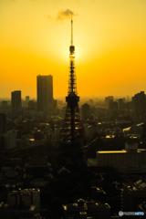 キャンドルタワー