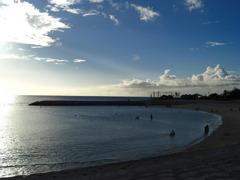 round the sea