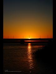 雄物川河口