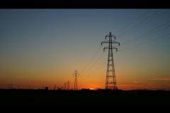 夕刻の鉄塔萌え2