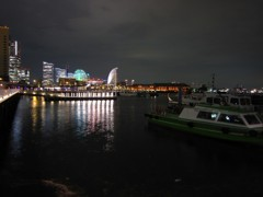 横浜夜景#1