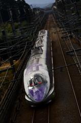 エヴァンゲリオン新幹線 3 (下り)