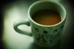コーヒー愛してる