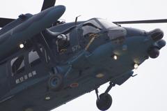 奈良のUH-60