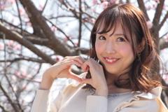 4-29朝日奈しおりさん モデル