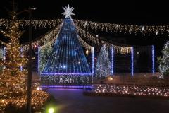 カラクリ・クリスマス アリオのイルミネーション点灯08