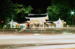 光錯~京都・八坂神社を臨んで~