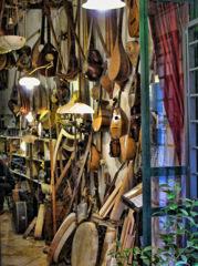 ローマのバイオリン製作者