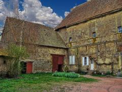 ブルゴーニュ城 - Château de Dracy Saint-Loup