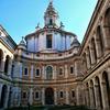 サン・ティーヴォ聖堂 ボッロミーニの最高傑作