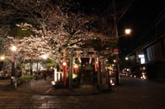 祇園(夜)