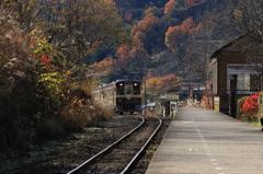 わたらせ渓谷鐵道1
