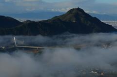 霧はれる頃