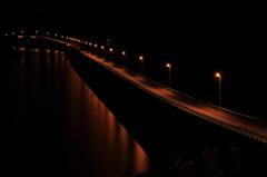角島の夜2