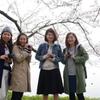 海津大崎で出会ったカメラ女子