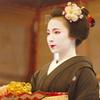 八坂神社 節分祭(宮川町 ふく苗さん)