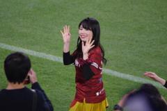 サッカーJ1 神戸vs.広島