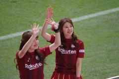 Jリーグ 神戸vs.札幌