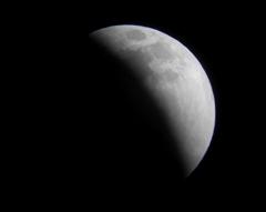 2011皆既月食 その2