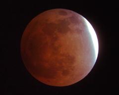 2011皆既月食 その4
