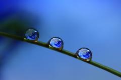水の惑星3個