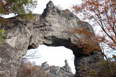 妙義山 第四石門