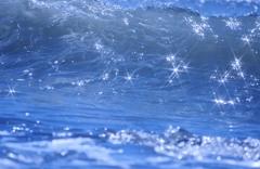波間の宝石