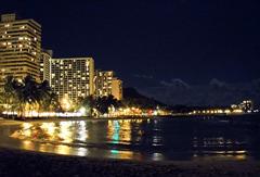 2011-08-12 クヒオビーチ夜景_TX1 004