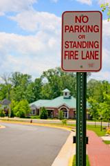 駐停車禁止