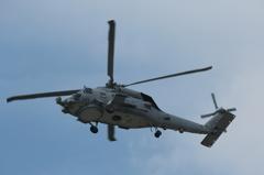 厚木 HSM-77 セイバーホークス MH-60R #703