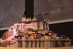 LEGO モン・サン・ミシェル