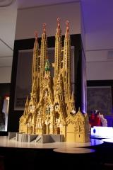 LEGO サグラダファミリア