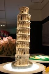 LEGO ピサの斜塔