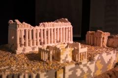 LEGO アテネのアクロポリス